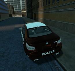 bmw_m5_e60_police_interceptor_ For Garry's Mod Image 3