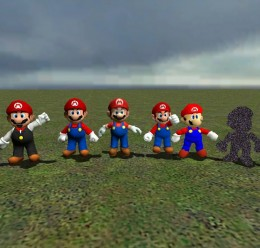 super_mario_collection.zip For Garry's Mod Image 1