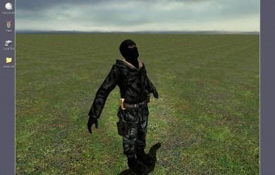 css_terrorist_arctic_skin.zip. For Garry's Mod Image 1
