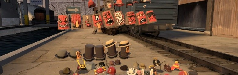 tf2hats.zip For Garry's Mod Image 1