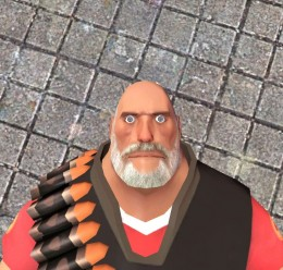 Heavy with Beard.zip For Garry's Mod Image 1