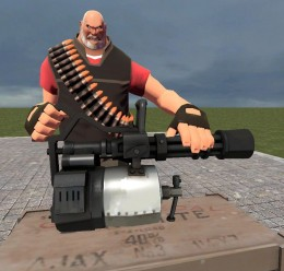 Heavy with Beard.zip For Garry's Mod Image 3