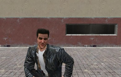 max_payne_player.zip For Garry's Mod Image 2