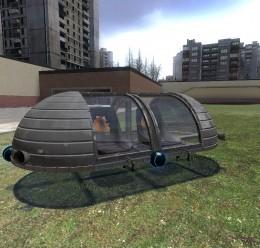 flying_turret.zip For Garry's Mod Image 1