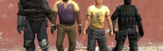L4D2 Resident Evil Survivors