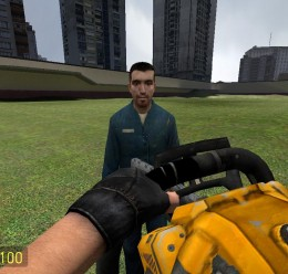 Gib Chainsaw For Garry's Mod Image 1