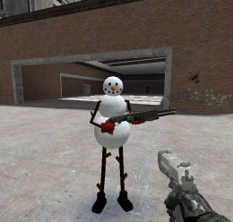 SnowMan NPC/Player (Fix) For Garry's Mod Image 1