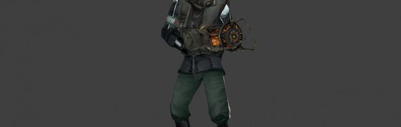 SAS Cop playermodel For Garry's Mod Image 1