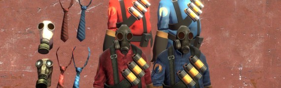 TF2 Killing Floor Styled Pyro