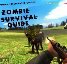 zombie_hunting_weapons_v2.zip For Garry's Mod Image 2