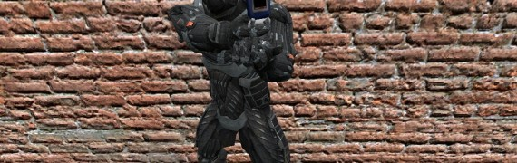 Crysis Nanosuit Player Model