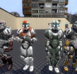 Republic Commando SNPCs For Garry's Mod Image 1