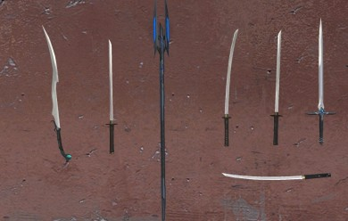 Melee Weapon Pack (15 Weapons) For Garry's Mod Image 1