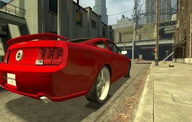 Ford Mustang GT V2 SCar For Garry's Mod Image 1