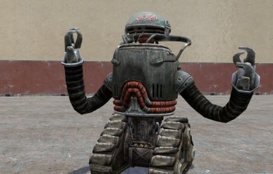 robobrainf3.zip For Garry's Mod Image 1