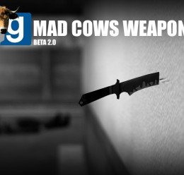 *OLD Mad Cows Weapons 2.0 BETA For Garry's Mod Image 1