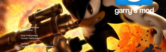 Shadow The Hedgehog Background
