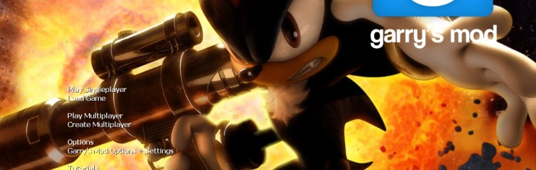 Shadow The Hedgehog Background For Garry's Mod Image 1