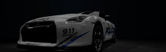 Nissan GT-R Seacrest County