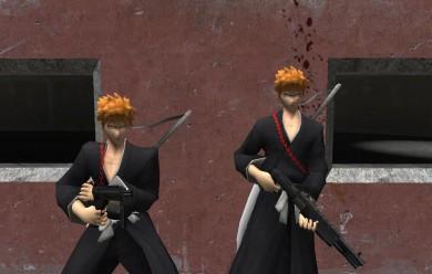 Ichigo Player & NPC For Garry's Mod Image 1