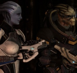 Mass Effect 3 Garrus For Garry's Mod Image 3