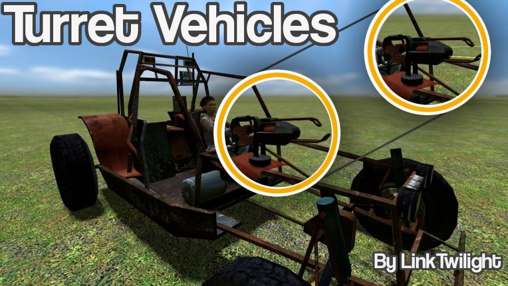 Rose Glen North Dakota ⁓ Try These Gmod Turret Mounted Vehicles