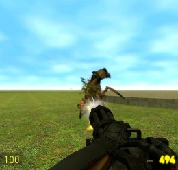 Realistic Minigun V5.zip For Garry's Mod Image 2