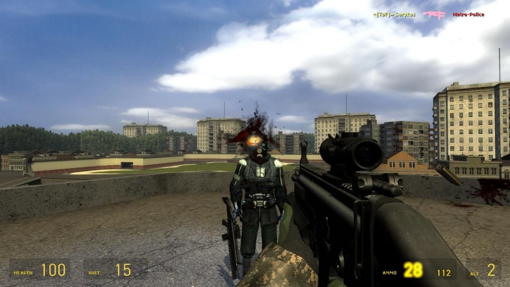 Military HL2 Weapon Skin Pack | garrysmods org