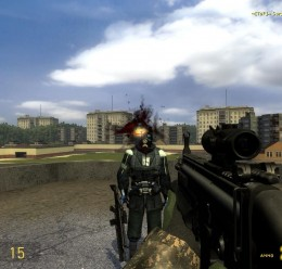 Military HL2 Weapon Skin Pack For Garry's Mod Image 1