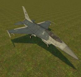 Flyable F-16 Smart.zip For Garry's Mod Image 1