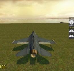 Flyable F-16 Smart.zip For Garry's Mod Image 2