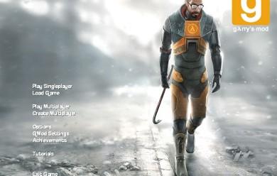 Gordon Freeman Gmod Background For Garry's Mod Image 1