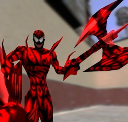 Carnage ragdoll + props For Garry's Mod Image 1