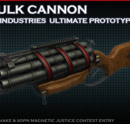 Bulk Cannon For Garry's Mod Image 2