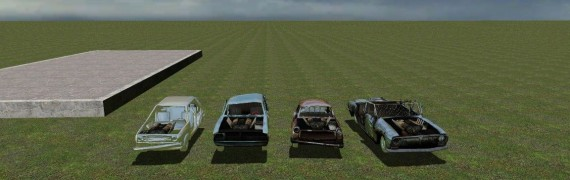 drivable Realistic Jalopy Mod