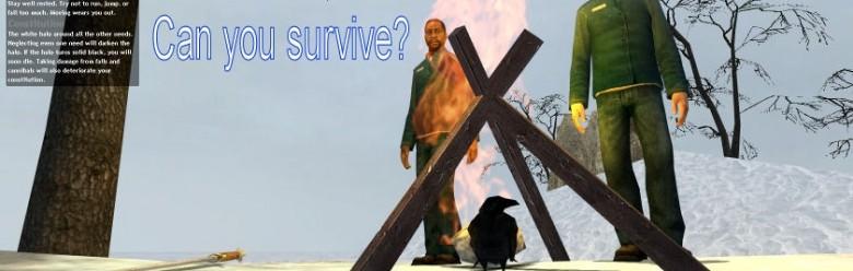 winter_survival_settlement.zip For Garry's Mod Image 1