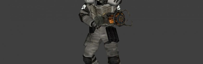 Fearbine Player (Karimatrix's) For Garry's Mod Image 1