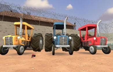 TF2 Prefab - Tractor.zip For Garry's Mod Image 1