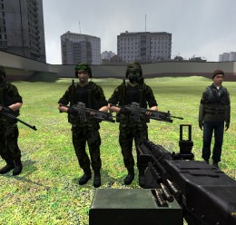 Flubadoo's NPC Weapons & M60 For Garry's Mod Image 1