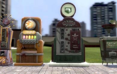 CoD - BO DLC Perk-a-Cola Machi For Garry's Mod Image 1