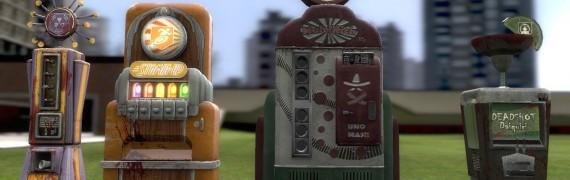 CoD - BO DLC Perk-a-Cola Machi