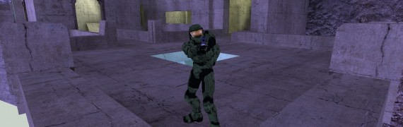 Master Chief Playermodel