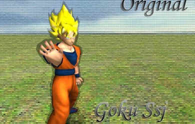 goku_ssj1.zip For Garry's Mod Image 1