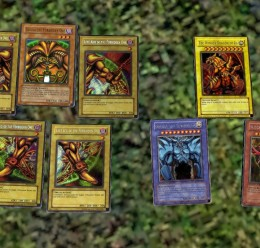 Yu-Gi-Oh! Card Pack For Garry's Mod Image 2