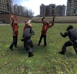 Zombie Virus - Plague v0.5 For Garry's Mod Image 1