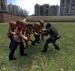 Zombie Virus - Plague v0.5 For Garry's Mod Image 3