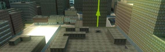 Race in G-mod(Big City)