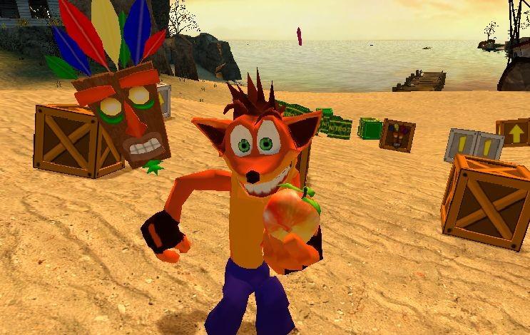 Crash bandicoot nsane trilogy mods