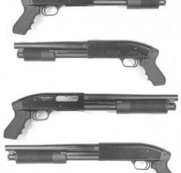 Shotgun pack by wafflesniperz! For Garry's Mod Image 2