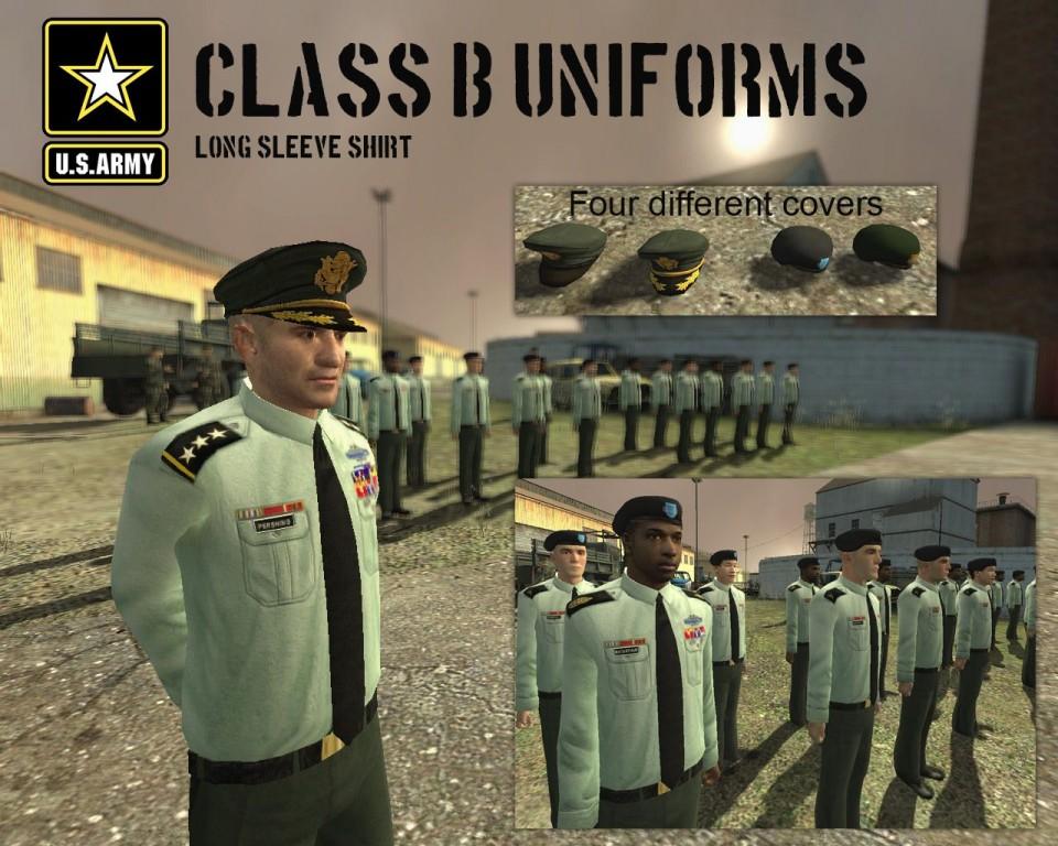 Army men'swomen's v neck sweater
